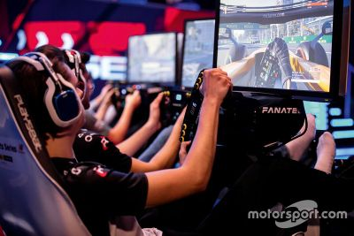 Formula 1 Esports Pro Series : Manche 2