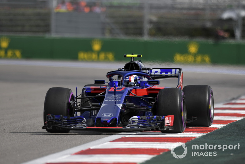 17. Pierre Gasly, Scuderia Toro Rosso STR13*