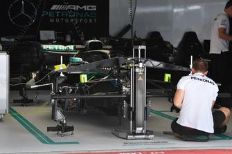 Автомобиль Mercedes AMG F1 W09