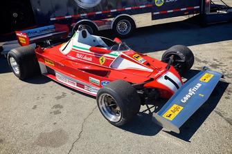 Ferrari 312T von Niki Lauda