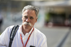 Chase Carey, F1 CEO