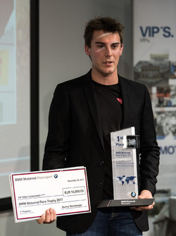 Markus Reiterberger, Sieger BMW Motorrad Race Trophy 2017