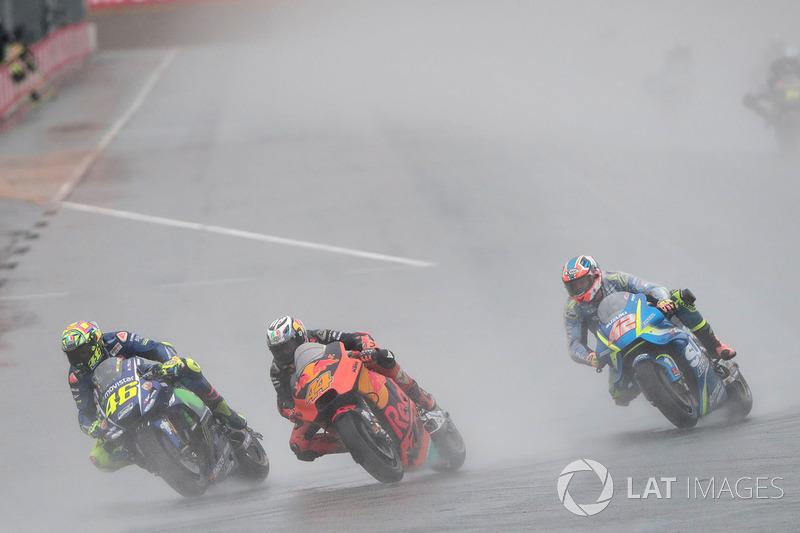 Валентино Россі, Yamaha Factory Racing, Пол Еспаргаро, Red Bull KTM Factory Racing