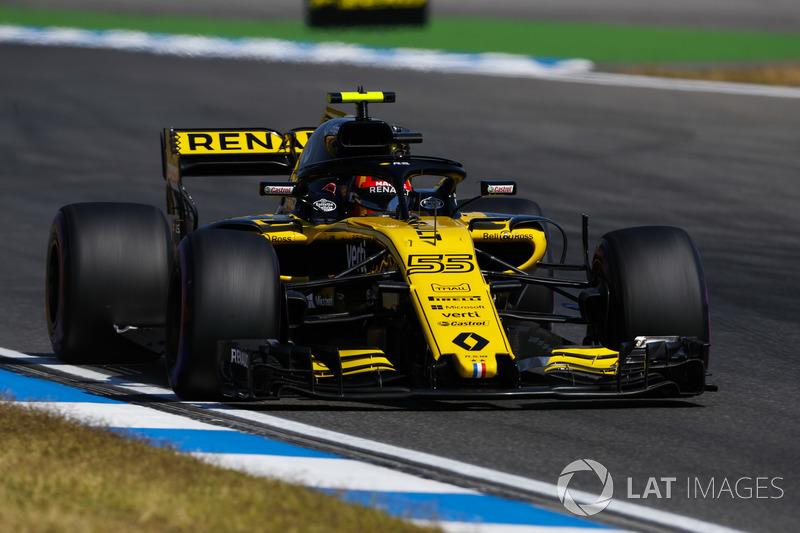 8: Carlos Sainz Jr., Renault Sport F1 Team R.S. 18, 1'12.692