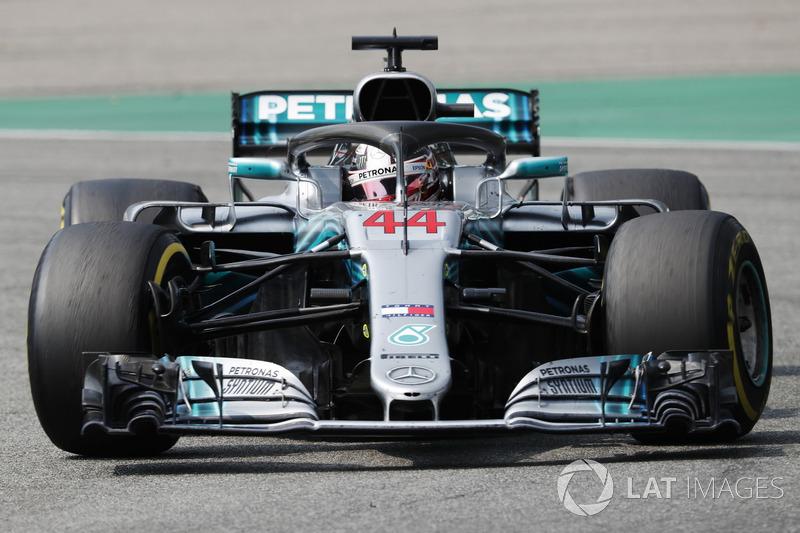 1. Льюіс Хемілтон, Mercedes — 188