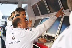 Фредерік Вассьор, керівник Alfa Romeo Sauber F1 Team