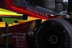 Ryan Hunter-Reay, Andretti Autosport Honda, Marco Andretti, Herta - Andretti Autosport Honda