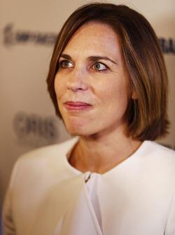 Claire Williams, directrice adjointe Williams F1