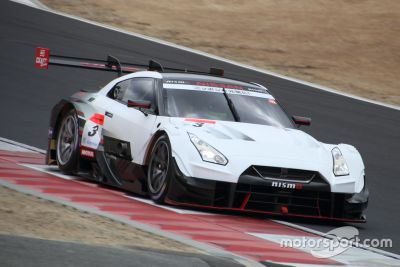 Заезды Nissan