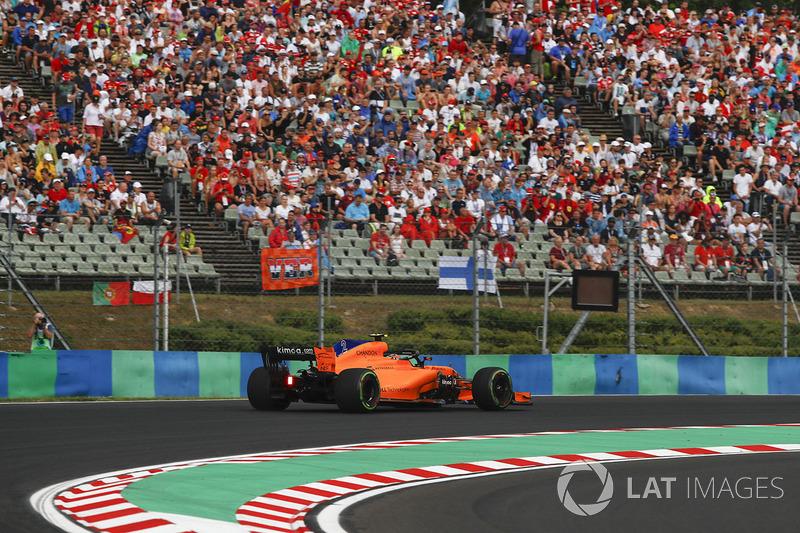 15: Стоффель Вандорн, McLaren MCL33 – 1:18.782