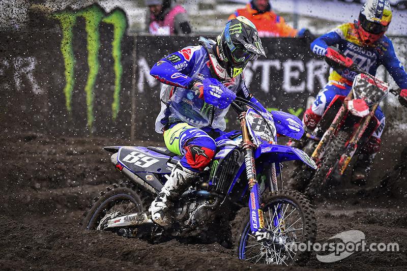 Jeremy van Horebeek, Monster Energy Yamaha