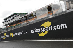 Motorsport.com and Motorsport.tv logos
