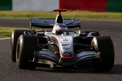 Кімі Райкконен, McLaren Mercedes MP4/20