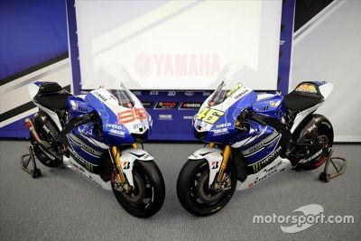 Yamaha Factory Racing presentatie