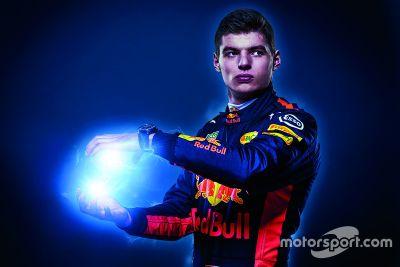 Especial Max Verstappen F1 Racing