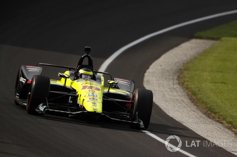 DNF: Sebastien Bourdais, Dale Coyne Racing with Vasser-Sullivan, Honda