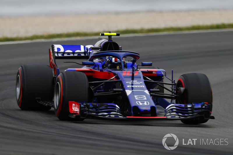 12. Pierre Gasly, Toro Rosso STR13