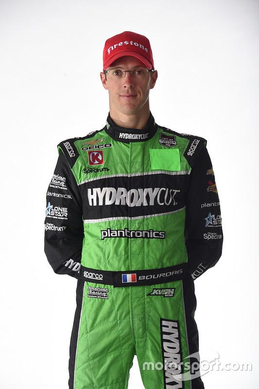 Sébastien Bourdais, KV Racing Technology Chevrolet