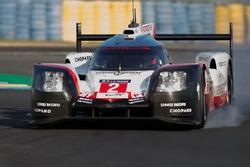 #2 Porsche Team Porsche 919 Hybrid : Timo Bernhard, Earl Bamber, Brendon Hartley