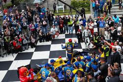 Race winner Alexander Rossi, Herta - Andretti Autosport Honda