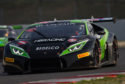 #777 Team HB Racing Lamborghini Huracan GT3: Bernard Delhez, Marc Rostan, Edward-Lewis Brauner