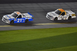 Johnny Sauter, GMS Racing Chevrolet and Kaz Grala, GMS Racing Chevrolet