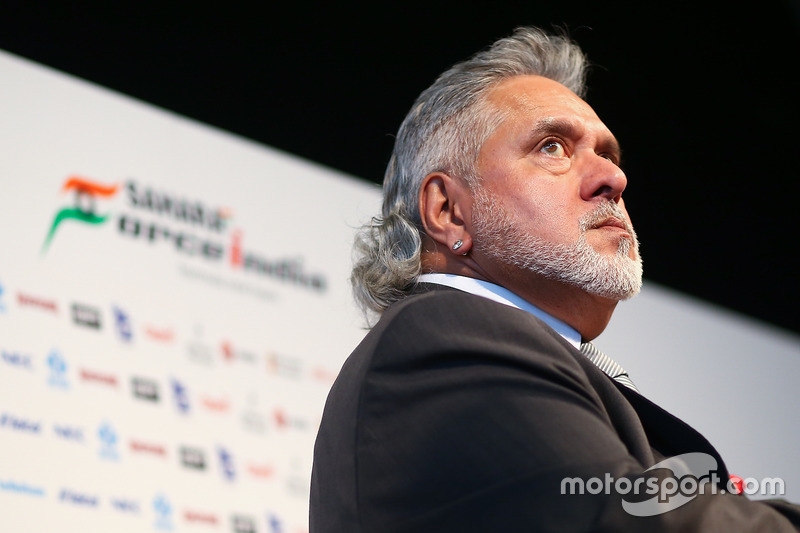 Teambesitzer Vijay Mallya, Sahara Force India F1 Team