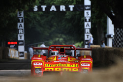 Emanuele Pirro Ferrari 333SP