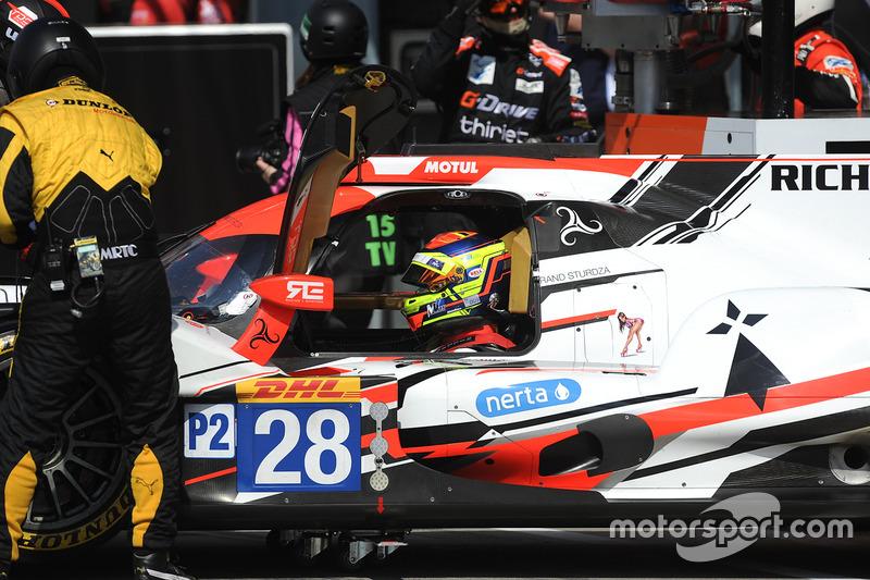 #28 TDS Racing, Oreca 07 Gibson: François Perrodo, Matthieu Vaxivière, Emmanuel Collard