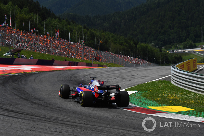 16. Даниил Квят, Scuderia Toro Rosso STR12