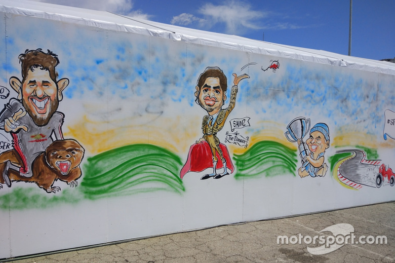 Aspectos del Circuit de Barcelona-Catalunya