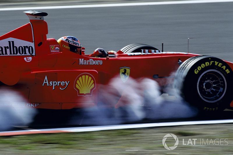 #19 GP du Luxembourg 1998 (Ferrari F300)