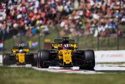 Ніко Хюлькенберг, Renault Sport F1 Team RS17, Джоліон Палмер, Renault Sport F1 Team RS17