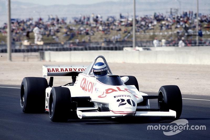 1981 - Keke Rosberg, Fittipaldi F8C Ford