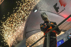 Подіум: друге місце Даніель Ріккардо, Red Bull Racing