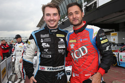 Polesitter Jack Goff, Tom Ingram