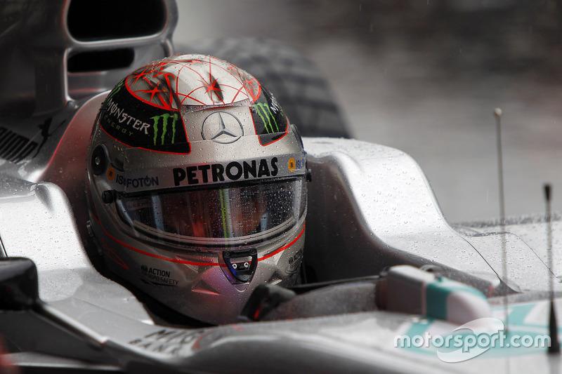 2012 Spa - Mercedes