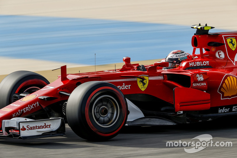 5 місце — Кімі Райкконен, Ferrari. Умовний бал — 21,667