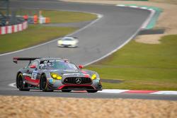 #47 HTP Motorsport, Mercedes-AMG GT3: Sebastian Asch, Christian Hohenadel, Stefan Mücke