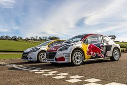Автомобили Team Peugeot Hansen