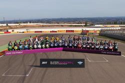 Учасники FIM Supersport 300 World Championship