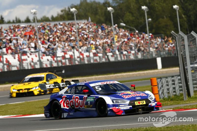 Маттіас Екстрьом, Audi Sport Team Abt Sportsline, Audi A5 DTM