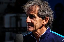 Alain Prost, Renault e.Dams