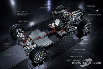 Mercedes-AMG Project One teknik detay