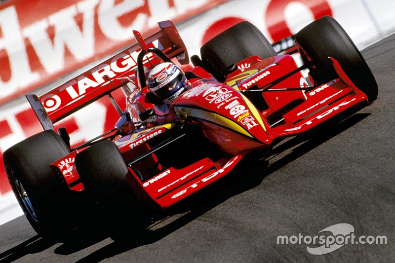 Zanardi's three seasons racing a Chip Ganassi Racing Reynard-Honda produced 15 wins and two championships.