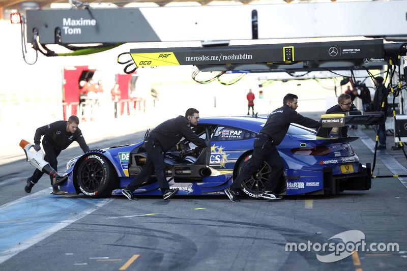 Gary Paffett, Mercedes-AMG Team ART, Mercedes-AMG C 63 DTM DTM