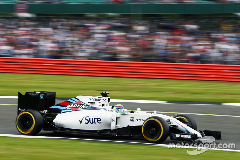 11. Felipe Massa, Williams FW38