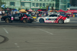 Екатерина Седых, Nissan Silvia и Илья Федоров, Nissan Silvia
