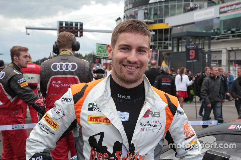 Aust Motorsport - Audi R8 LMS: Markus Pommer