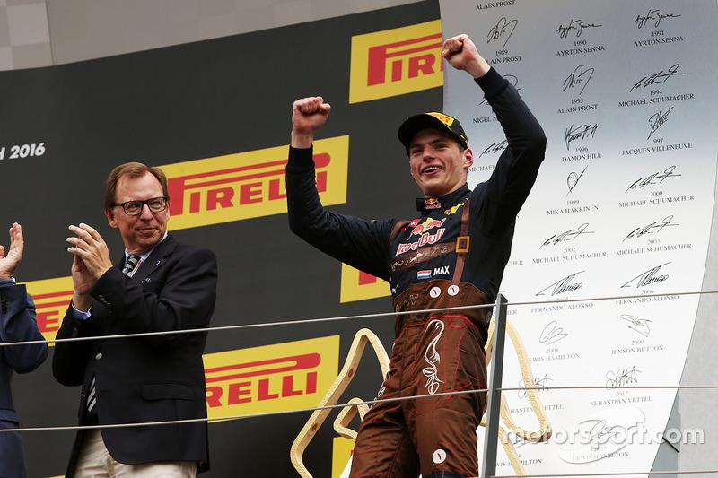 2. 2016, Grand Prix van Oostenrijk (tweede)